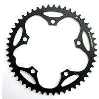 STRONGLIGHT bicicleta cadena anillo Dural 5083130mm BCD Shimano 910velocidad 50T negro