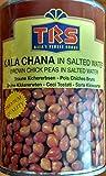 TRS Kala Chana boiled - 400g, Braune Kichererbsen dose