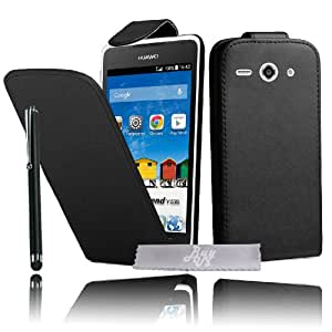 Etui Housse Luxe pour Huawei Ascend Y530 + STYLET et 3 FILMS OFFERTS !!