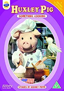 Huxley Pig - Something Cooking [DVD]