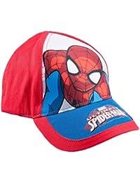 Spiderman Basecap Cap Mütze rot