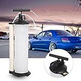 Pompe d'huile, 7L Pompe d'huile Vidange Manuelle Extraction Diesel Huile l'eau Liquide pour Moteur Voiture Moto Camion Bateau