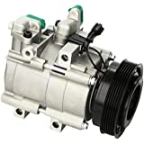 Denso 471-6010 A/C Compressor by Denso