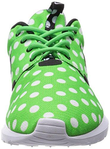 Nm bianco Verde strike Nero 44 Verde Nero Allenamento Uomo Verde Nike Roshe Bianco Qs Esecuzione In Da Avevano FwExRHq