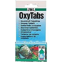 JBL Oxytabs pour Aquariophilie 50 Tablettes