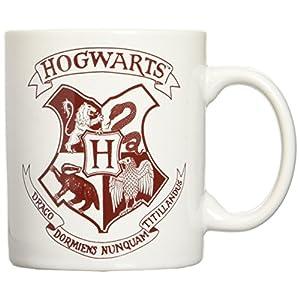 TruffleShuffle Taza Desayuno Harry Potter, Blanco (White/Off White), Talla única 5