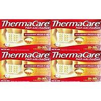 Preisvergleich für THERMACARE Wärmeumschläge von 4x 4Gürtel Lendenwirbel Beheizte