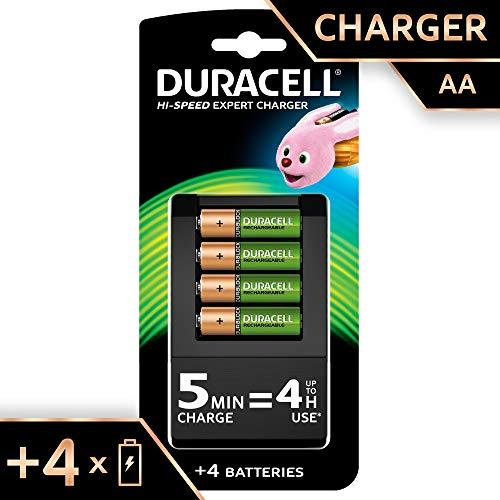 Duracell 45 Minuten Batterieladegerät, 1 Stück