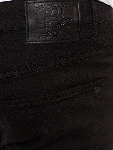 CUP OF JOE Ray Stay Black Jeans Schwarz