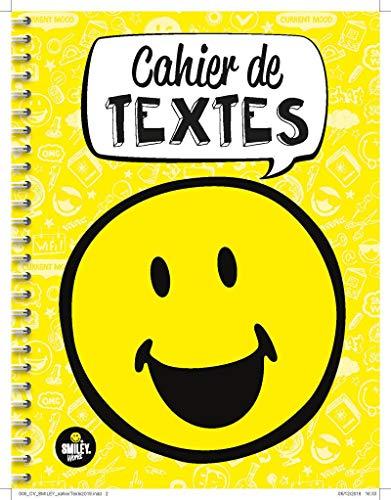 Smiley - Cahier de textes 2019-2020 par SMILEYWORLD