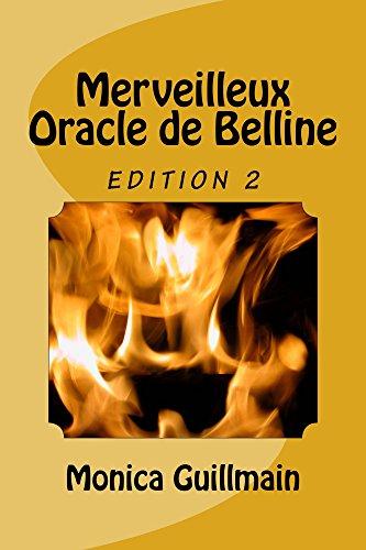 Couverture du livre Merveilleux Oracle de Belline (CARTOMANCIE, TAROLOGIE)