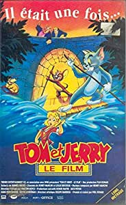 Tom et jerry : le film [VHS]