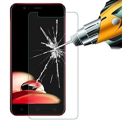 NT-EU Schutzglas für Sony Xperia Z1 Compact, Panzer Bildschirm-Schutz, Glas-Folie, Ultra-Klar Sicht, Panzerfolie mit 9H-Härte, bruchsichere Handy-Glasfolie für Smartphone
