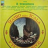 CALLAS/STEFANO/PANERAI/KARAJAN/MOLA/SCALA il trovatore VERDI 3LP's Box Emi
