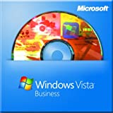 Microsoft Windows Vista Business OEM/OEI DSP - 32-bit Edition (PC DVD)