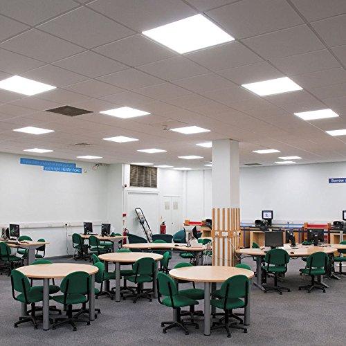 Ersetzen Leuchtstoffröhren (Office &Gewerbliche Led-Beleuchtung für abgehängte Decken Solutions-- Leuchtstoffröhre T8 Röhre ersetzen Bay-Hi)