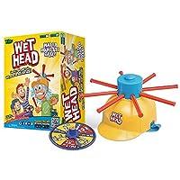 لعبة ويت هيد، تحدي قبعة الماء المبتلة، العاب العجلة الدوارة للاطفال