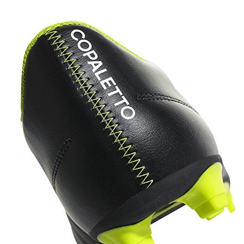adidas Performance Herren Fussballschuh Copaletto FG noir/blanc/jaune fluo