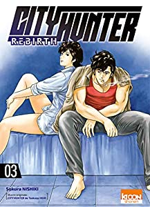 City Hunter Rebirth Edition simple Tome 3