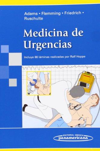 Medicina de Urgencias por Hans-Anton Adams