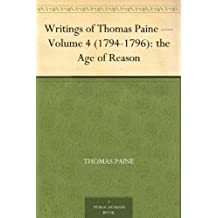 the contradictions in thomas paines the age of reason The age of reason by thomas paine  to my fellow-citizens of the united states of america: i put the following work under your protection.