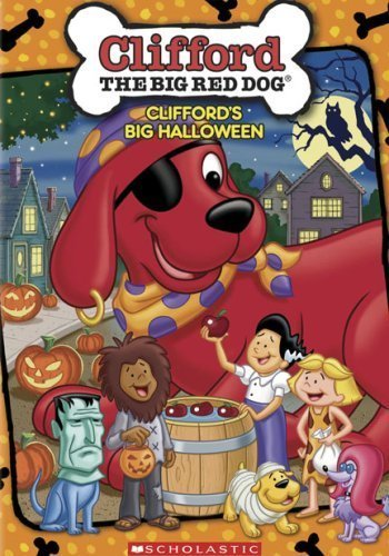 Clifford the Big Red Dog: Clifford's Big Halloween by Lions Gate by John Over (Clifford Halloween Big Red Dog)