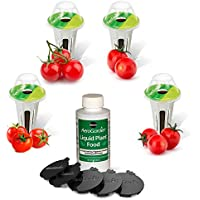AeroGarden 809501–0201Kit graines de pods pomodorini CILIEGINO traditionnelles pour Miracle-Gro, 9pièces, multicolore