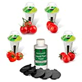 AeroGrow 809501-0201 Heirloom Cherry Tomato 9Pod, Mehrfarbig, 12.7 x 5.08 x 20.32 cm