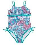 Die besten AM-KLEIDUNG Badeanzüge - Charmo Mädchen Badeanzug Einteiler Mädchen Badebekleidung Mädchen Blau Bewertungen