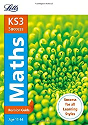 KS3 Maths: Revision Guide (Letts KS3 Revision Success - New Curriculum)
