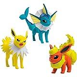 Pokémon Pack 3 Figuras Jolteon