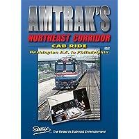Amtrak's Northeast Corridor Cab Ride Washington D.C. to Philadelphia by Amtrak