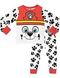 La Patrulla Canina - Pijama para Niños - Paw Patrol Marshall