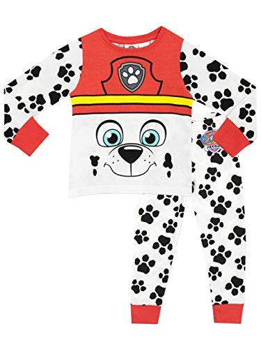 La Patrulla Canina – Pijama para Niños – Paw Patrol Marshall