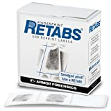 Identicator Retabs Correction Labels by Identicator Fingerprint Systems