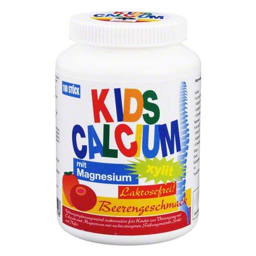 Calcium Kautabletten (kids calcium kautabletten 180 St)