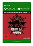 Resident Evil 7 Biohazard: Deluxe Edition [Xbox One/Windows 10 PC – Download Code]