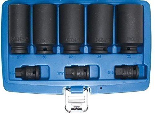 Preisvergleich Produktbild BGS 5335 Antriebswellen-Spezialwerkzeug-Set,  8-TLG. 27-30-32-34-36 mm