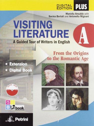 Visiting literature. Per le Scuole superiori. Con DVD-ROM. Con e-book. Con espansione online: VISIT.LITER.DIG A+EXT +LD: 1