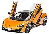 Revell Modellbausatz Auto 1:24 - McLaren 570S im Maßstab 1:24, Level 3, originalgetreue Nachbildung mit vielen Details, 07051