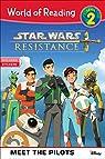 Star Wars Resistance: Meet the Pilots par Press