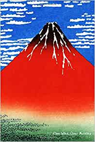 Fine Wind Clear Morning South Wind Clear Sky Red Fuji Katsushika Hokusai 6x 9 Lined Notebook Work Book Planner Journal Diary 100 Pages Amazon Co Uk Perfect Gift Notebook 9781975610555 Books