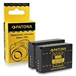 2x Batería LP-E12 para Canon E...