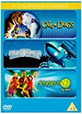 Cats And Dogs/Scooby-Doo/The Iron Giant [DVD]