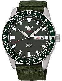 Reloj Seiko Seiko 5 Military Srp663k1 Hombre Verde