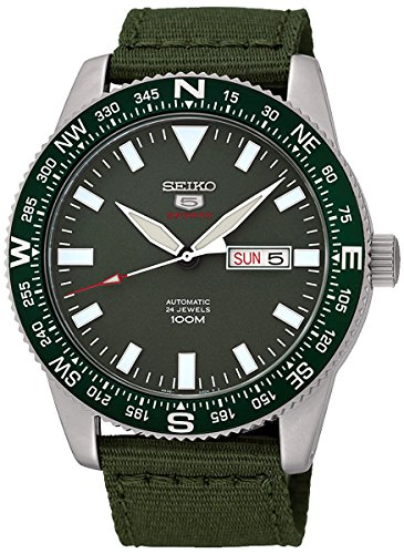 Uhr Seiko Seiko 5 Military Srp663k1 Herren Grün
