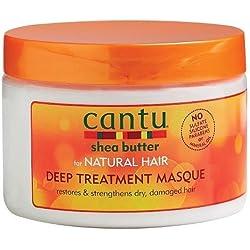 Cantu Natural Deep Treatment Masque, Shea Butter 340 g