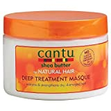 Best Deep Conditioner For Damaged Hairs - Cantu Natural Deep Treatment Masque, Shea Butter 340 Review
