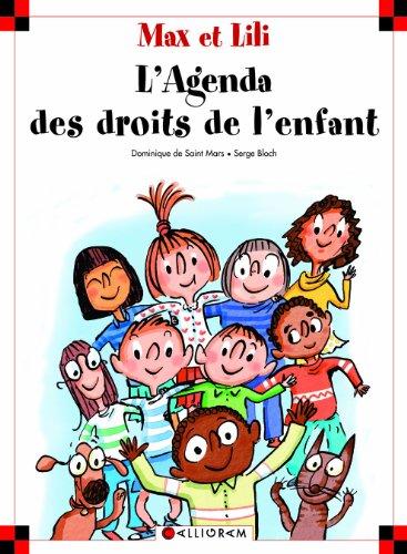 Max et Lili : L'Agenda des droits de l'enfant ; Max et Lili aident les enfants du monde : Mallette