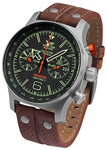 Vostok Europe Expedition orologi uomo 6S21-595H299